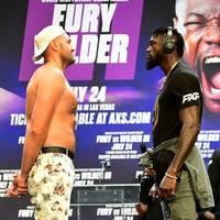 Wegen Corona! Kampf Fury gegen Wilder verschoben