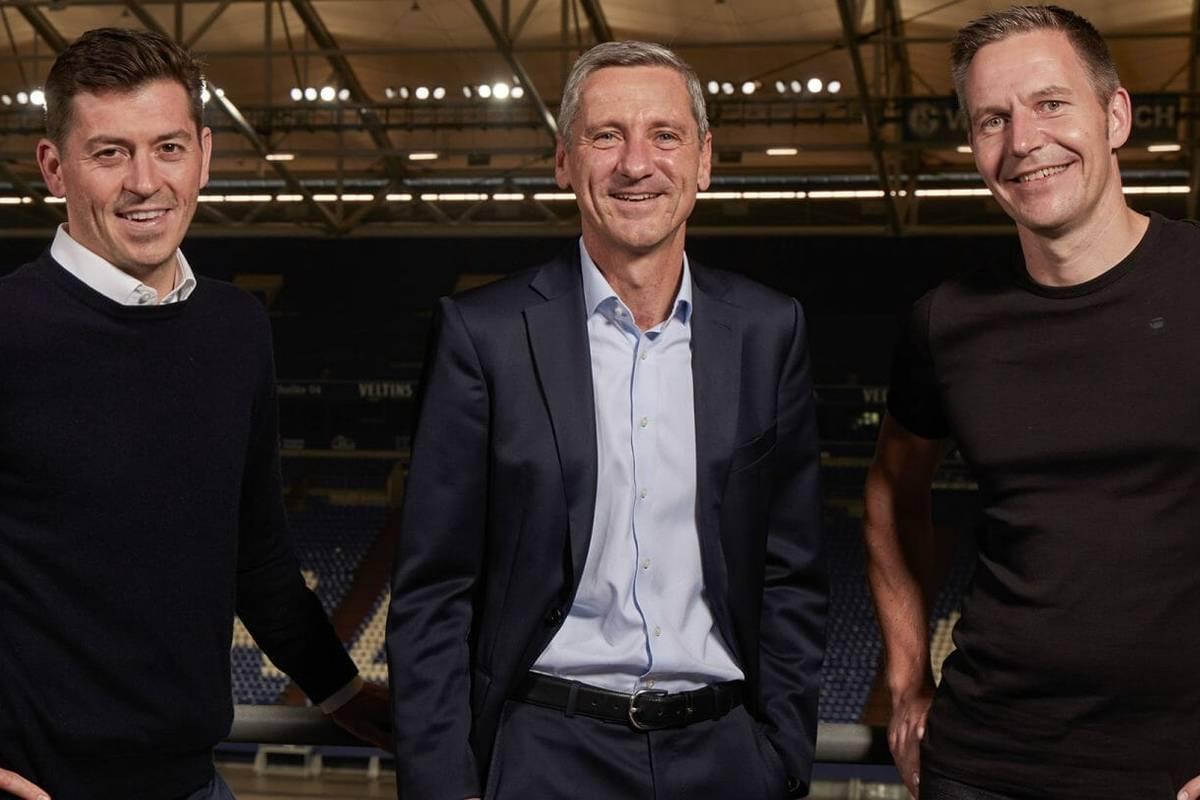 Dr. Bernd Schröder heißt der neue Schalke-Boss. Der Aufsichtsrat wählte den 55-Jährigen, der von Bayer Leverkusen kommt, einstimmig