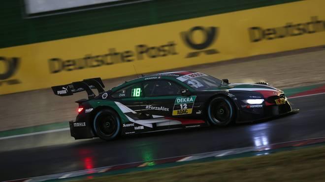 Alex Zanardi wurde beim zweiten Nacht-Rennen in Misano überraschend Fünfter