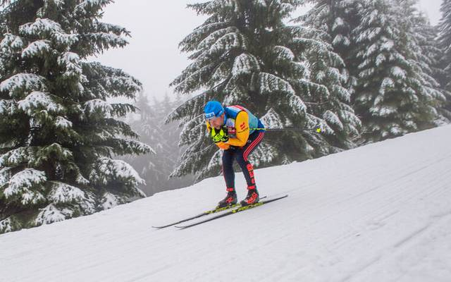 Bernd Eisenbichler (Bild) sieht Nachholbedarf bei Biathleten