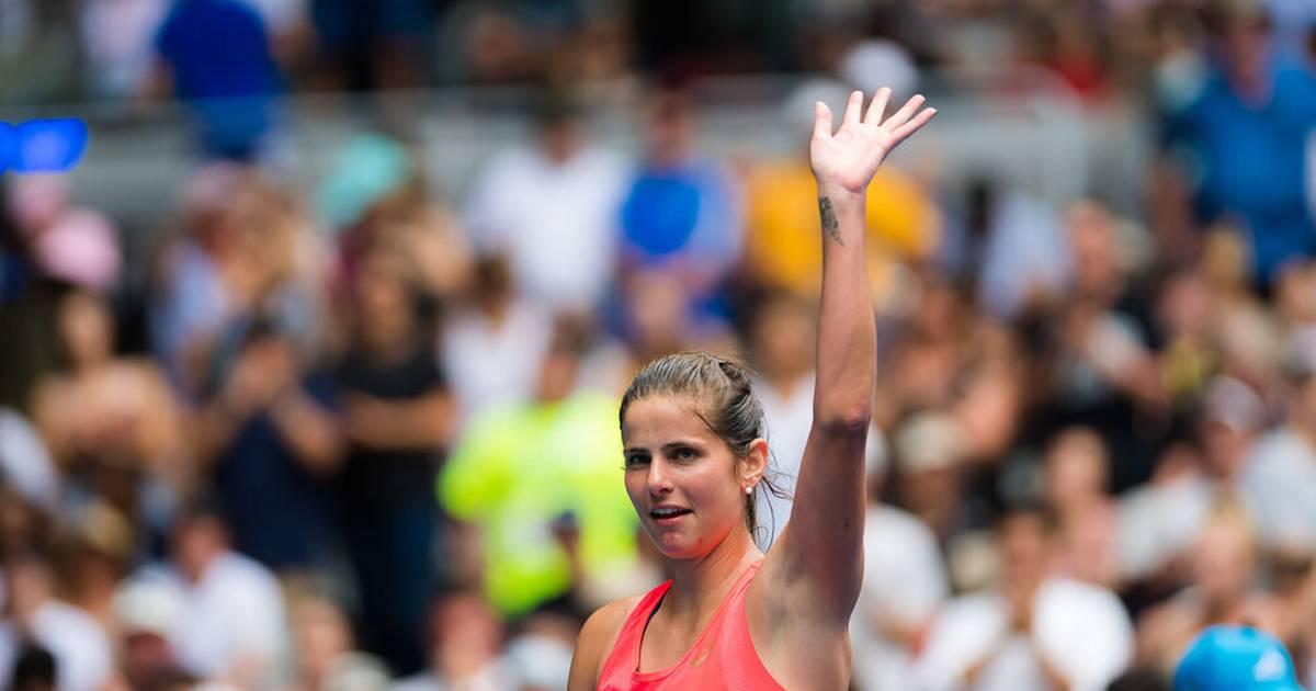 Tennis: Julia Görges erklärt Abschied vom Tennis
