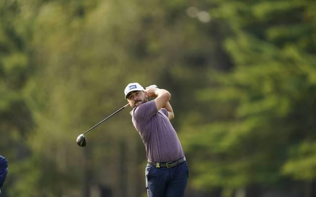 Golfprofi Stephan Jäger spielt aktuell bei den US Open