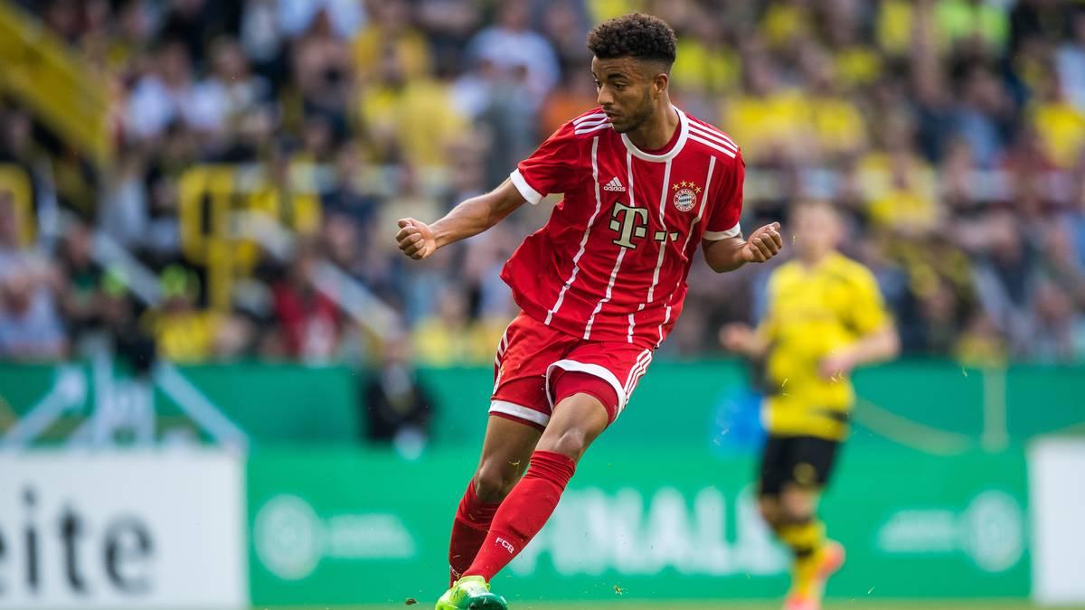 Timothy Tillman kommt in dieser Saison vorrangig in der Regionalliga Bayern zum Einsatz