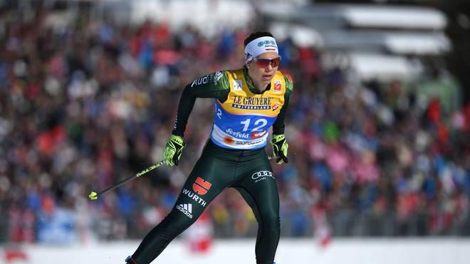 Sandra Ringwald hat ihre Karriere als Langläuferin beendet