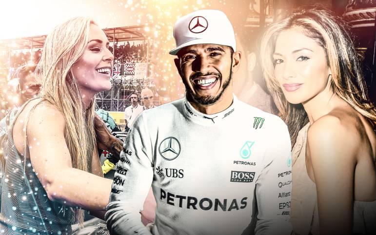 Lewis Hamilton verteidigt seinen Titel in der Formel 1 und ist zum sechsten Mal Weltmeister. Doch nicht nur auf der Strecke gibt der Brite ordentlich Gas, auch was seine Frauengeschichten angeht lässt er seit jeher nichts anbrennen. SPORT1 zeigt die Frauen an Hamiltons Seite