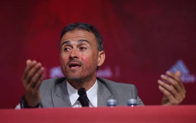 Luis Enrique erklärt Rausschmiss von Robert Moreno
