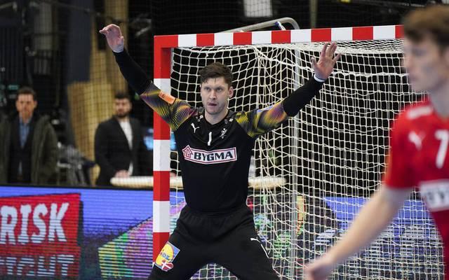 Niklas Landin gilt als bester Keeper der Welt