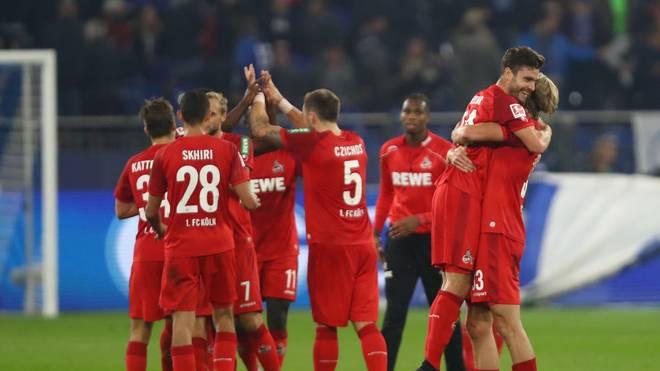 Ob die Kölner in dieser Saison noch viel zu feiern haben, wird auch in der Doku gezeigt.