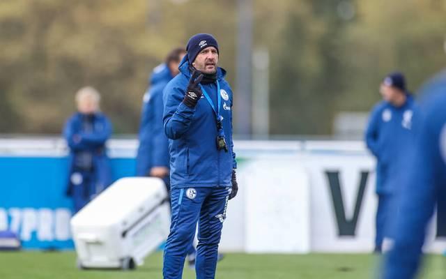 Manuel Baum und der FC Schalke bekommen grünes Licht für das Schweinfurt-Spiel