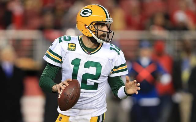 Aaron Rodgers spielt seit 2005 für die Packers