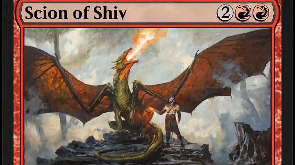 """Scion of Shiv besitzt die neue """"Immerwährend""""-Mechanik"""
