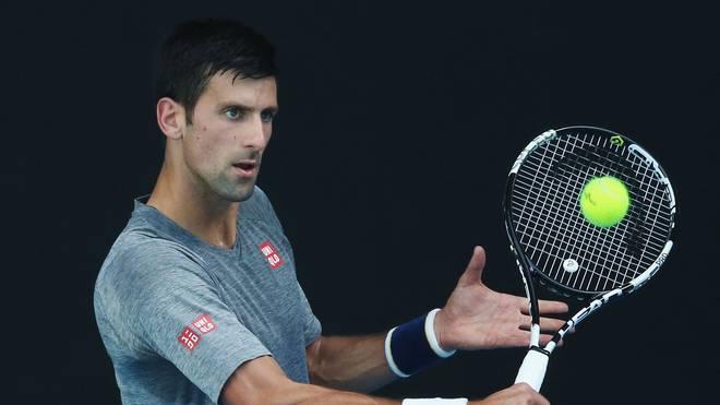 Novak Djokovic weist die Manipulationsvorwürfe zurück