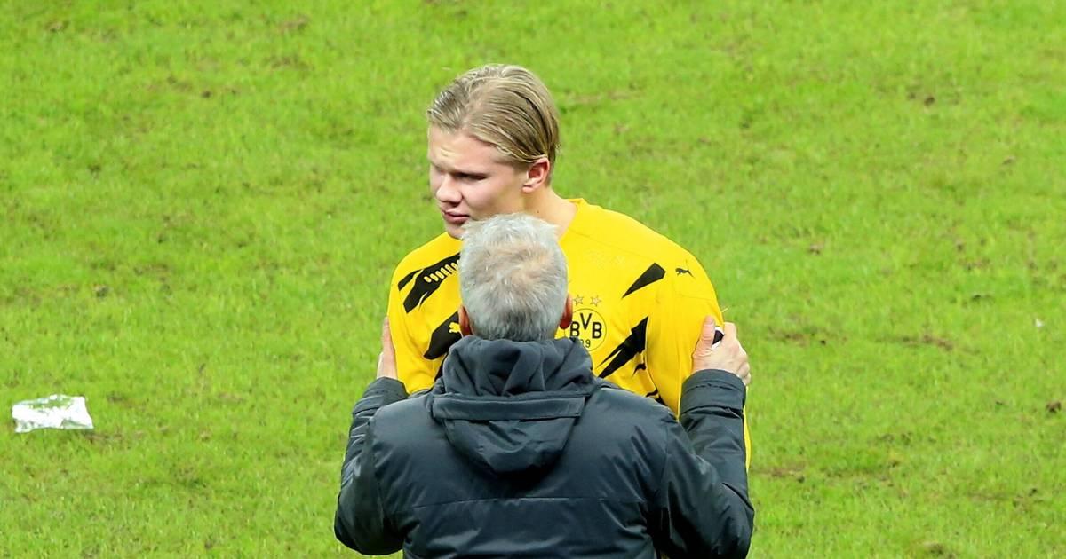 BVB: Golden Boy Erling Haaland bricht Rekorde - seine Fabel-Zahlen