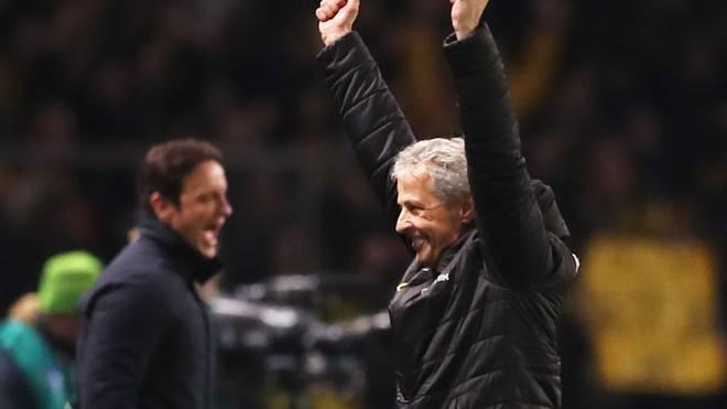 Borussia Dortmund gewann das Bundesliga-Auswärtsspiel bei Hertha BSC