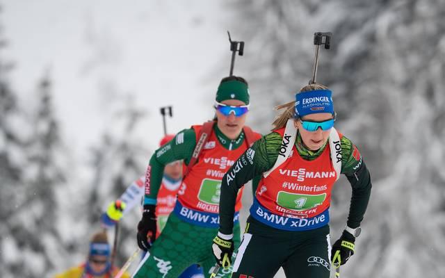 IBU World Cup Biathlon Hochfilzen - Women's 4x6 km Relay
