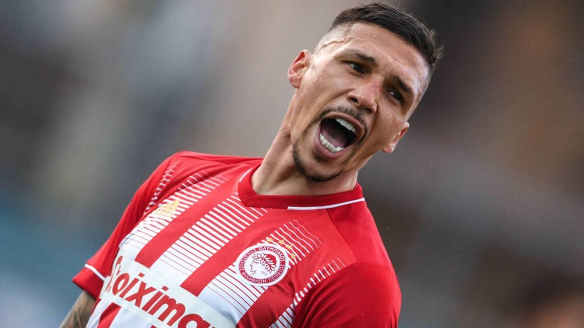 Jose Holebas ist zurück in Deutschland