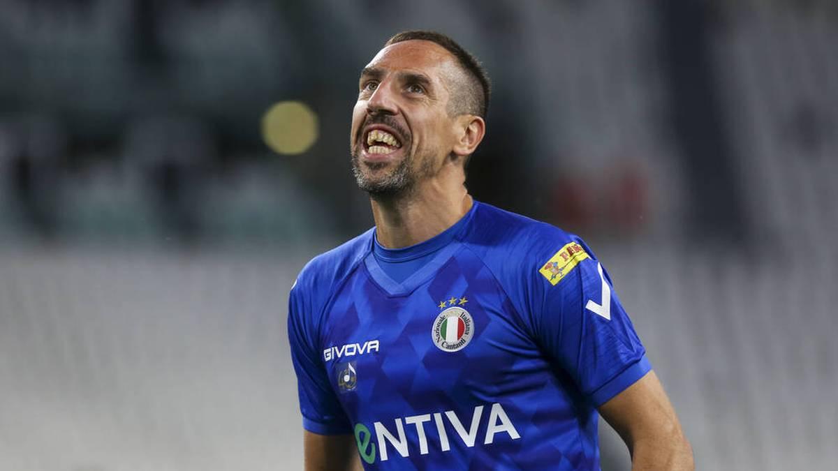 Dieser Klub verhandelt offenbar mit Ribéry