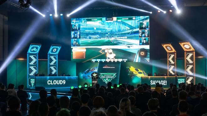 Die DreamHack ist mehr als nur eine LAN-Party. Mittlerweile bietet das Event diverse Unterhaltungsmöglichkeiten. Unter anderem verschiedene eSports-Events