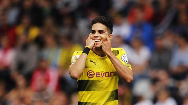 Marc Bartra bestritt 31 Liga-Spiele für Borussia Dortmund und erzielte zwei Tore