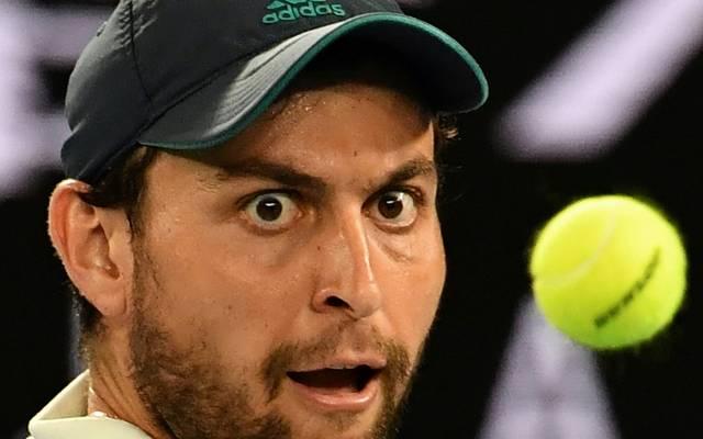 Bei der ATP-Tour in Dubai siegte Aslan Karazew