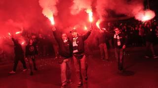 Fans von Bosnien-Herzegowina