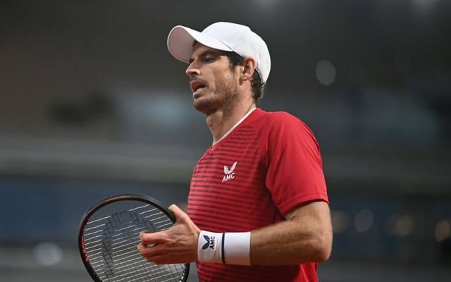 Tennis-Star Murray befindet sich in London in Quarantäne