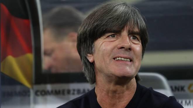 Joachim Löw stand Mitte Novemeber zuletzt als Trainer an der Seitenlinie