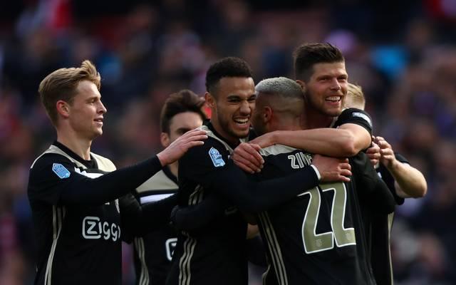 Willem II v Ajax - Dutch Toto KNVB Cup Final