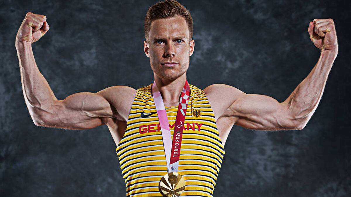 Markus Rehm durfte nicht bei Olympia in Tokio starten