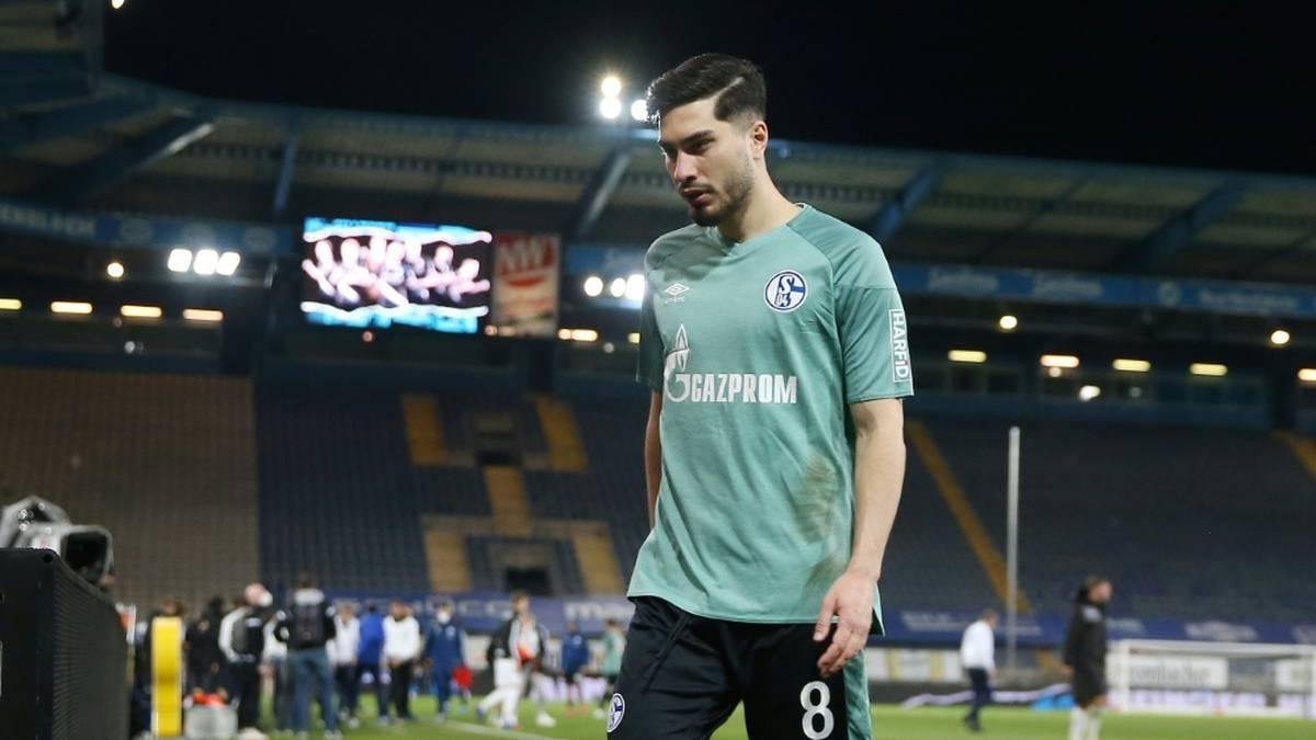 Suat Serdar spricht über den Abstieg mit Schalke 04