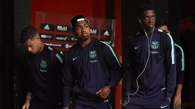 Philippe Coutinho, Malcom, Ousmane Dembele