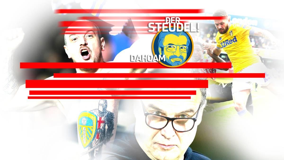 Alex Steudel schreibt über die Dokumentation über Leeds United