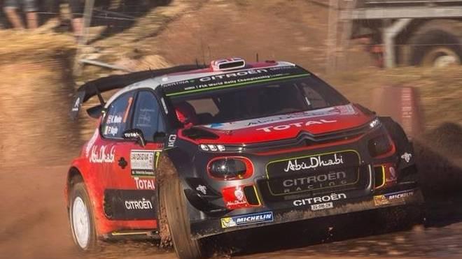 Kris Meekes Fehlerserie: Wer hat Schuld am WRC-Desaster bei Citroen?