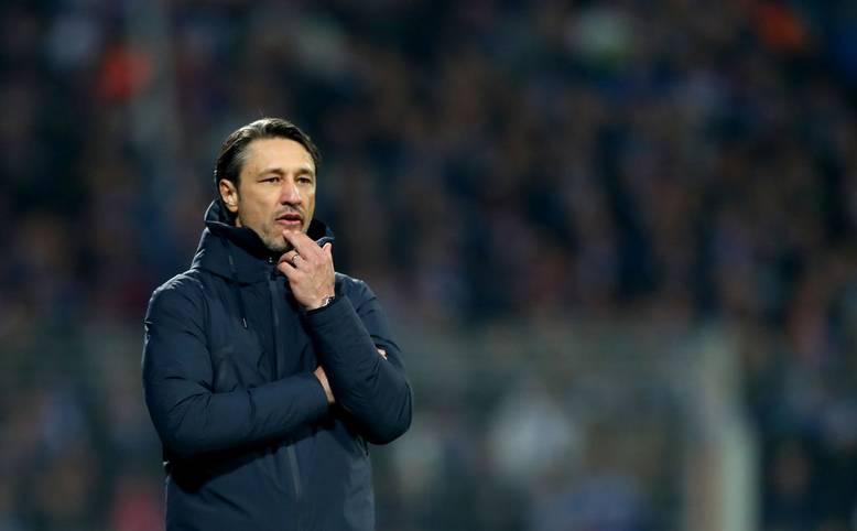 Niko Kovac muss beim FC Bayern seinen Hut nehmen. Der Kroate bot einen Tag nach dem 1:5 bei Eintracht Frankfurt seinen Rücktritt an. Wenig später verkündete der Klub die Trennung und sorgte damit für den ersten Trainerwechsel der laufenden Bundesliga-Saison