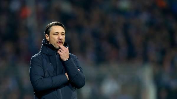 Niko Kovac ist in dieser Saison als erster Bundesliga-Trainer entlassen worden