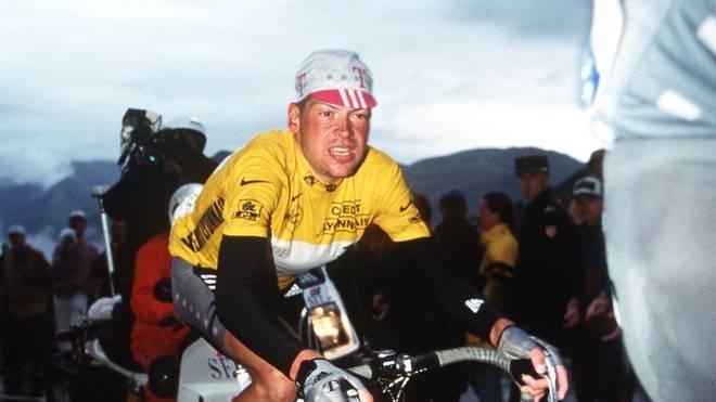 Jan Ullrich galt bei der Tour de France 1998 als Favorit