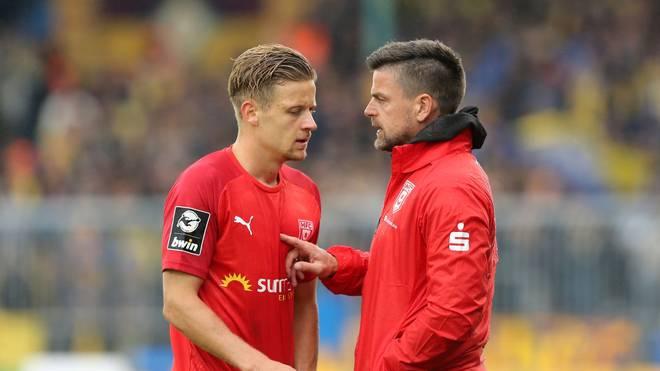 Der Hallesche FC hat Einspruch gegen die Wertung des Spiels gegen Preußen Münster eingelegt