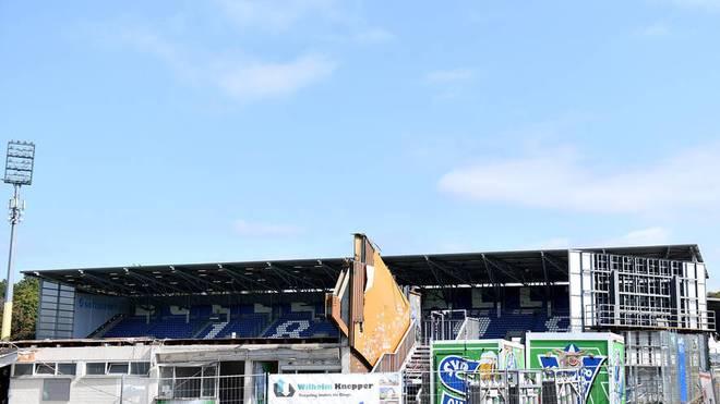 Der SV Darmstadt muss gegen den FC St. Pauli auf Fans verzichten
