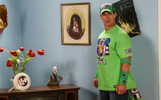 John Cena betritt das Firefly Funhouse