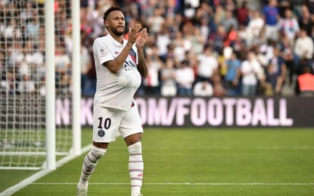 Neymars Sperre in der Champions League wurde reduziert