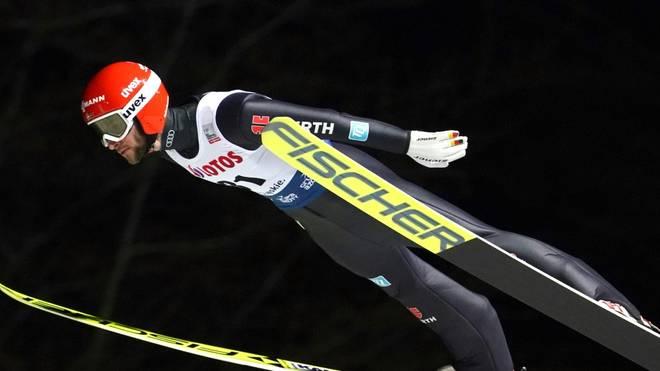 Markus Eisenbichler wird in Kuusamo Zweiter