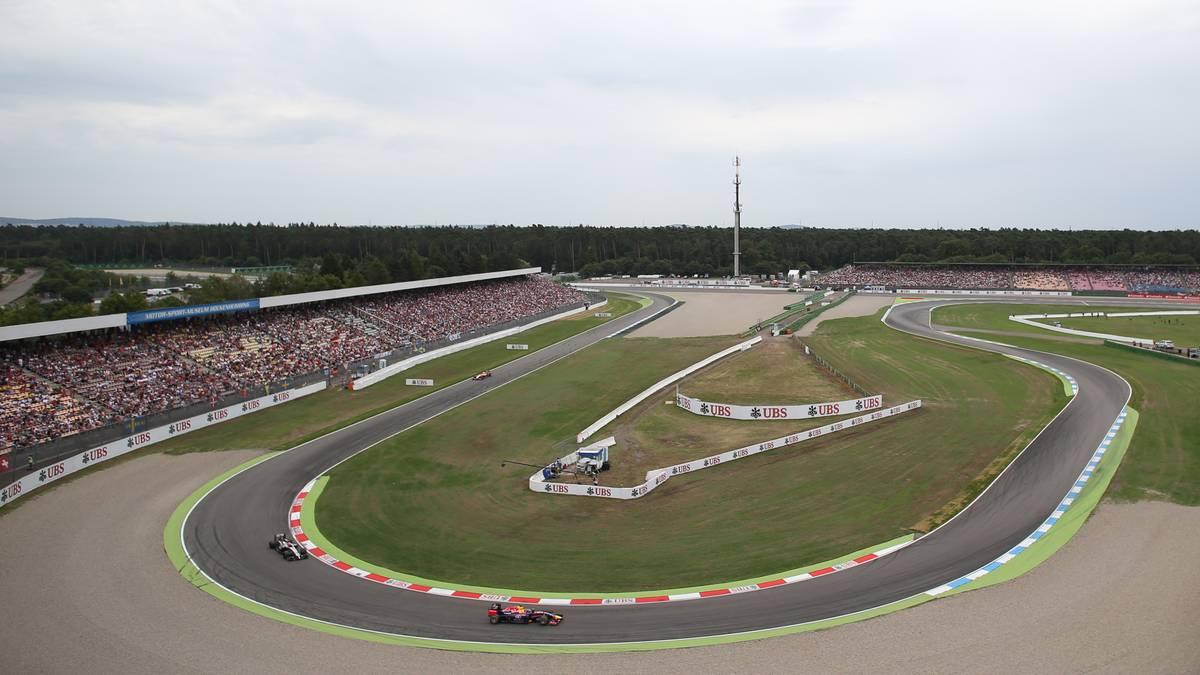 2016 wird voraussichtlich wieder ein Grand Prix am Hockenheimring stattfinden