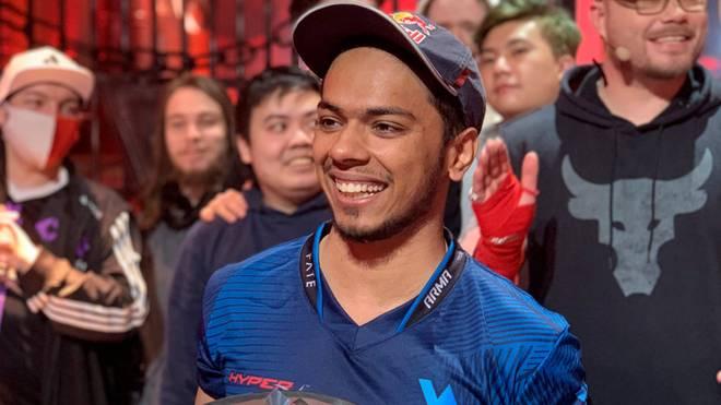 Arslan Ash ist zum Champion in Tekken 7 gekrönt worden