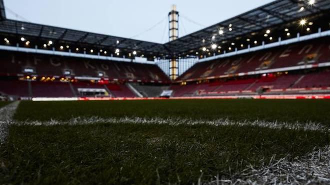 Geisterspiel in Köln: Statt der erhofften 9200 Zuschauer muss der 1. FC Köln gegen die TSG Hoffenheim ohne Fans auskommen