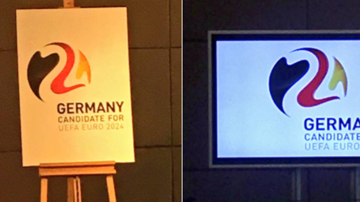 So sieht das Logo für die EM-Bewerbung aus