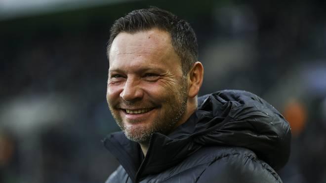 Hertha BSC: Trainer Pal Dardai will Werder Bremen überraschen, Pal Dardai will mit Hertha BSC in den Europacup