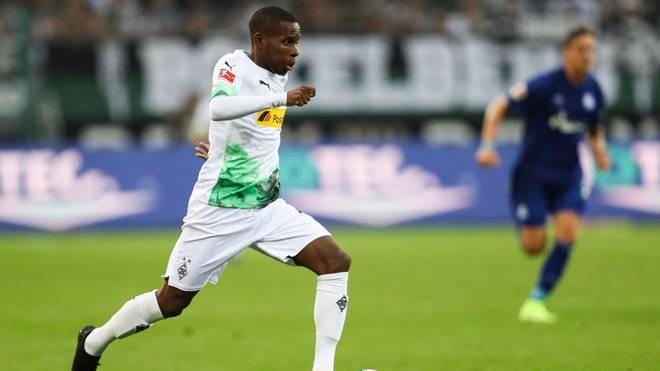 Ibrahima Traoré steht in dieser Saison erstmals in der Startelf