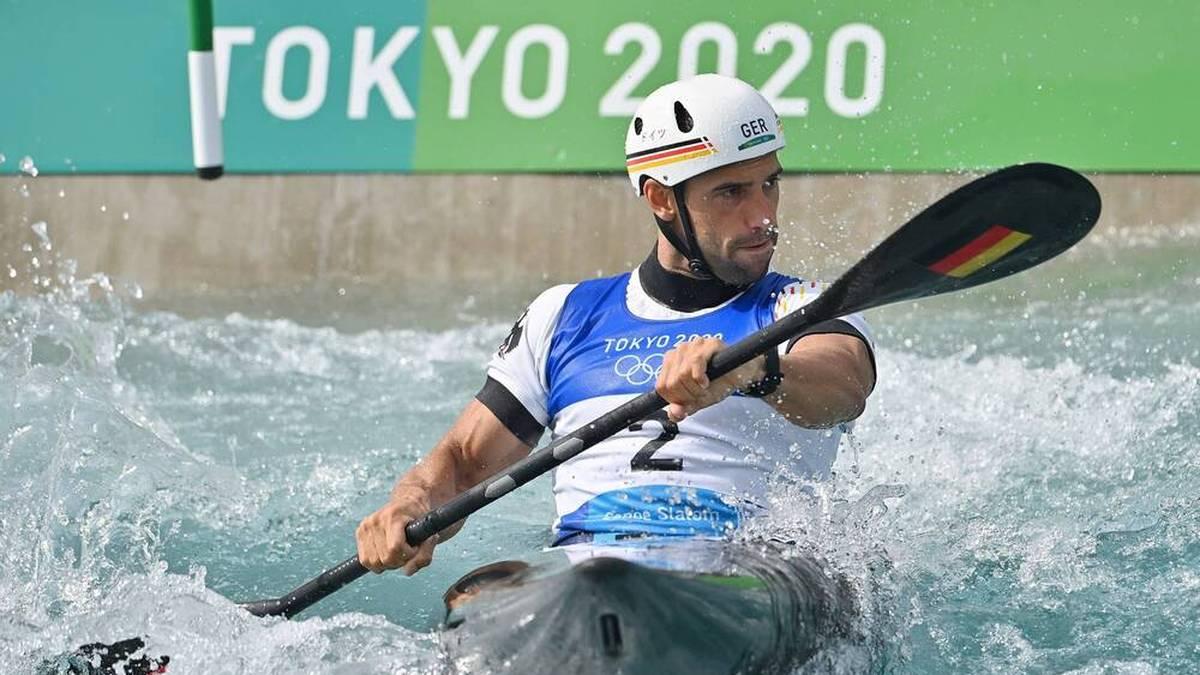 Hannes Aigner gewinnt die Bronzemedaille