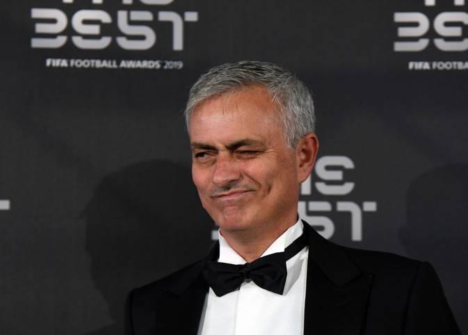 """""""The Special One"""" ist zurück im Geschäft! José Mourinho folgt bei Tottenham Hotspur auf Mauricio Pochettino. Die Spurs statteten den 56-Jährigen mit einem langfristigen Vertrag bis 2023 aus"""