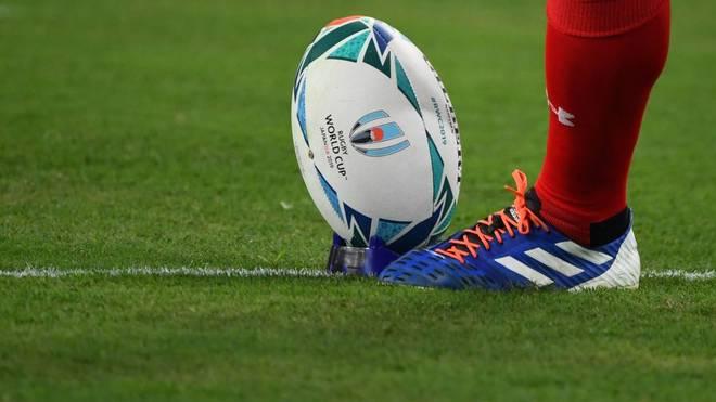 Die Rugby-WM wird durch einen Taifun gefährdet